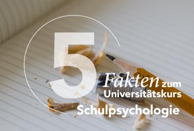 5 Gründe für den Universitätslehrgang Schulpsychologie bei UNI for LIFE