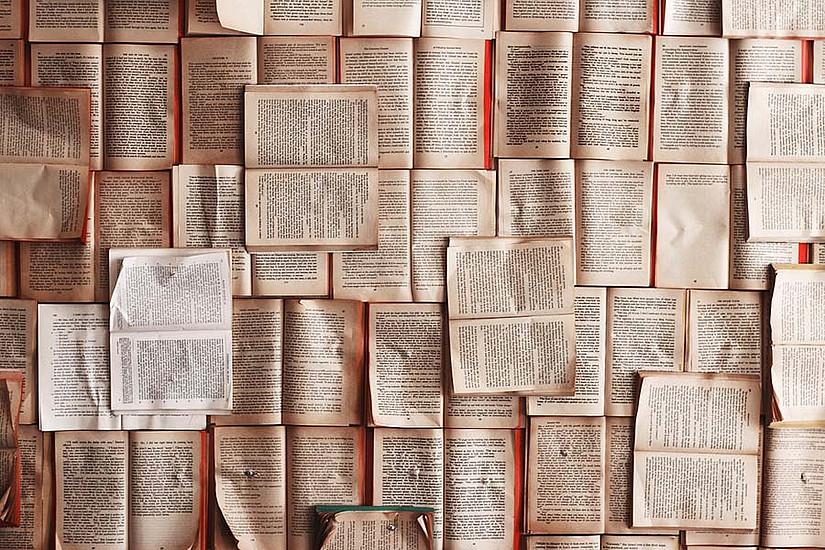Auch Rechts- und Wirtschaftstexte lassen sich mit literaturwissenschaftlichen Methoden analysieren. Foto: pixabay