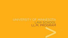 Homepage der LL.M.-Programme