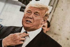 """""""Erfinder"""" alternativer Fakten: Donald Trump baute mithilfe von Fake News seine Macht aus, auch seine Wahl war durch gezielte Falschmeldungen manipuliert. Foto: Unsplash/Markus Spiske"""