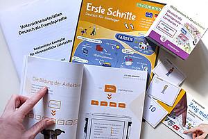 Deutsch als Fremdsprache wird in verschiedenen Intensivkursen bei treffpunkt sprachen angeboten. Foto: Pixabay