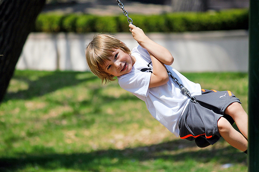 Wie Kinder Spaß an der Bewegung haben, verraten Experten bei einer Podiumsdiskussion am 16. Jänner. Foto: Pixabay
