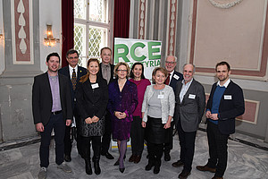 Drage, RCE Graz-Styria, Uni Graz, Wlasak, Zimmermann