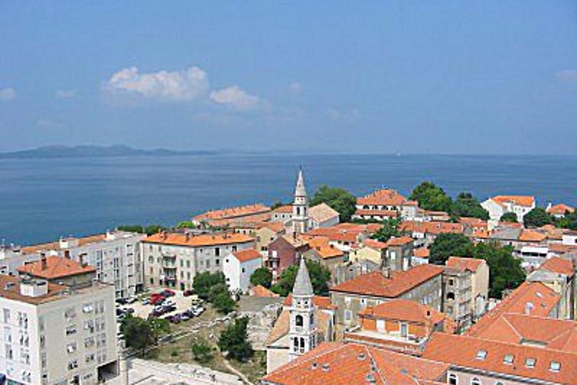 Ansicht von Zadar (Photo aus Wikipedia)