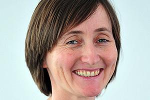 Andrea Raggl ist die erste Researchers-in-Residence-Stipendiatin des Habilitationsforums Fachdidaktik. Foto: Serra