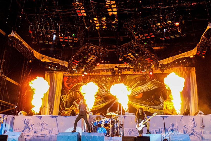 """Eine der erfolgreichsten Heavy Metal-Bands sind die Briten """"Iron Maiden"""", die erst Anfang September ein neues Studio-Album veröffentlicht haben. Foto: Pexels.com"""