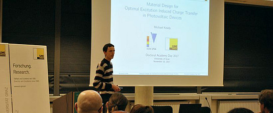 Michael Kniely (Optimization and Numerical Analysis for Partial Differential Equations with Nonsmooth Structures) | Foto: Uni Graz