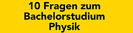 Bachelor Physik