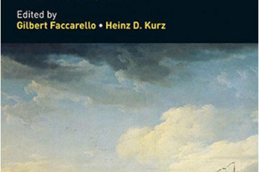 Handbook on the History of Economic Analysis, hrsg. von Gilbert Faccarello und Heinz D. Kurz, Edward Elgar Publishing 2016
