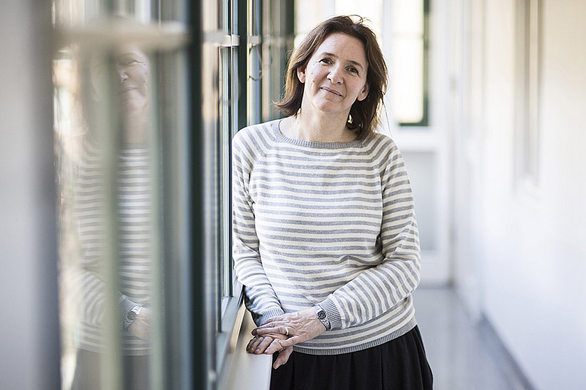 Kathrin Otrel-Cass ist neue Professorin am Institut für Pädagogische Professionalisierung. Foto: Uni Graz/Tzivanopulos