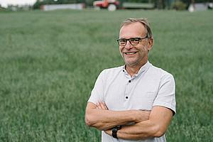 Martin Mittelbach untersucht ökologische Antriebsmethoden. Foto: Uni Graz/Kernasenko