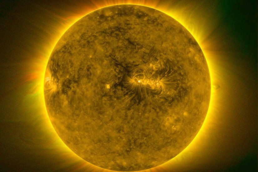Strahlendes Rätsel gelöst: ForscherInnen fanden heraus, warum die Korona der Sonne heißer ist als die Oberfläche des Sterns.