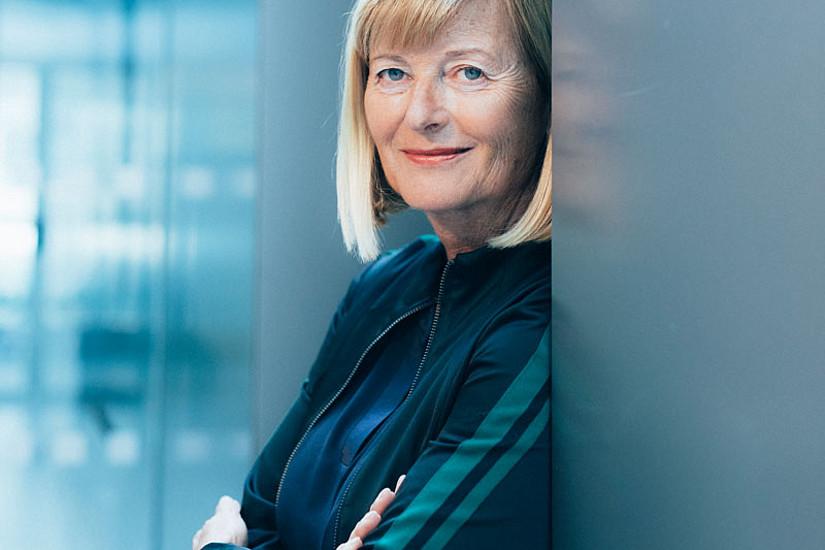 Ist Wissenschaft heutzutage Luxus? Rektorin Christa Neuper bezieht Stellung. Foto: Uni Graz/Kanizaj
