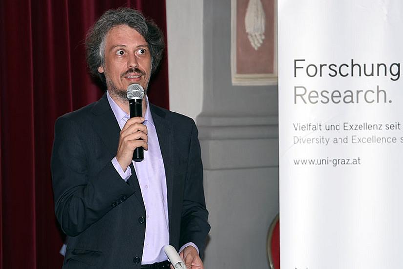 Rudolf Zangl, Vorstandsvorsitzender des Verbands Sozialwirtschaft Steiermark – Für Menschen mit Behinderung