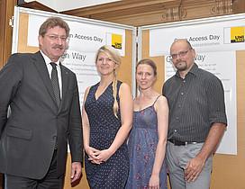 Bericht vom 1. Open Access Day auf uni.on