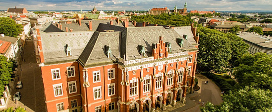 [Translate to English:] (c) Jagiellonian University in Krakow