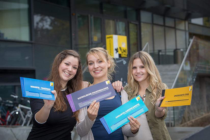 Schnuppern an der Forschungsuniversität: Am 22. bis 24. August 2018 auf dem Campus der Universität Graz. Foto: Uni Graz/Lunghammer