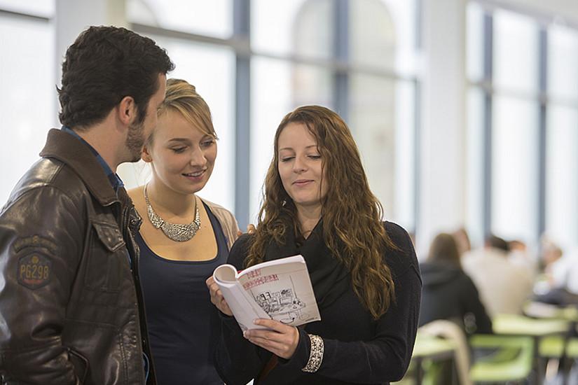 Am 15. Mai 2018 endete die Anmeldefrist für die Bachelorstudien Betriebswirtschaft und Economics an der Universität Graz. Foto: Uni Graz/Lunghammer