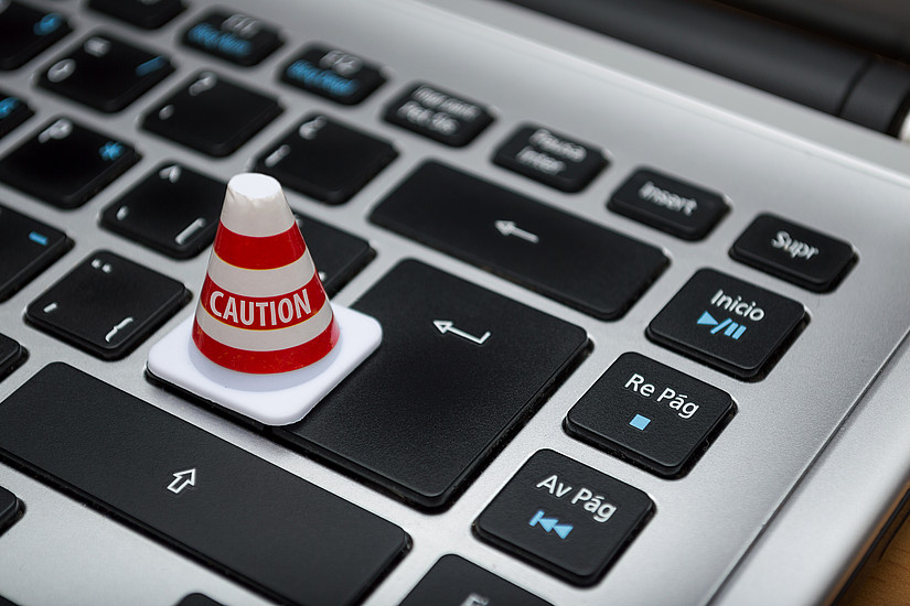 Tastatur, Datenschutz