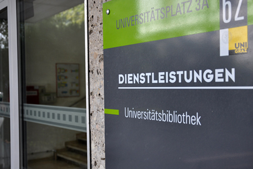 BenutzerInnen aufgepasst: Geänderte Öffnungszeiten der UB Graz.