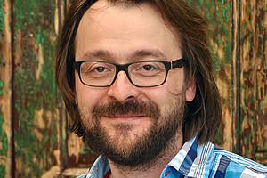 Edgar Onea untersucht mit logisch-mathematischen und computergestützten Methoden die Bedeutung und den Gebrauch von Sprache. Foto: privat