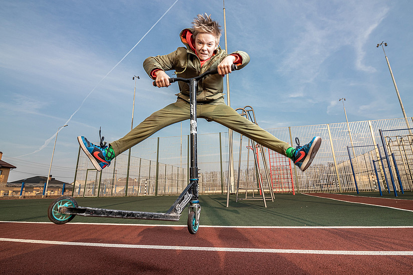 Folgen aus Covid-19: Der Sport kam für Kinder im vergangenen Pandemiejahr oftmals zu kurz, dafür stieg der Body-Maß-Index dramatisch an. Foto: Pexels.com/Alexa