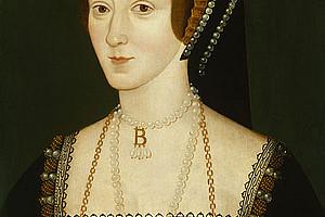 Anne Boleyn: Weil sie König Henry VIII keine Söhne gebar, wurde sie als Verräterin und Ehebrecherin hingerichtet. Foto: Wikimedia Commons.