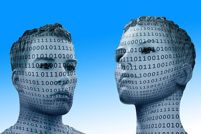 Eine internationale und interuniversitäre Tagung widmet sich dem sicheren und erfolgreichen Zusammenspiel von Mensch und Maschine. Foto: Gerd Altmann – pixabay.com