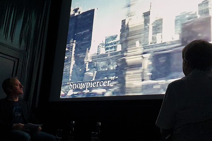 """Fiktion und Fakten rund um das Thema """"Klima, Kollaps, Katastrophen"""" standen im Fokus der jüngsten Ausgabe von """"Science & Cinema"""". Foto: Uni Graz/Hirtenfellner"""