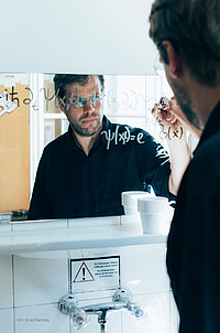 Professor Axel Maas