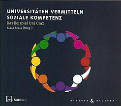Buchcover: Universitäten vermitteln soziale Kompetenz