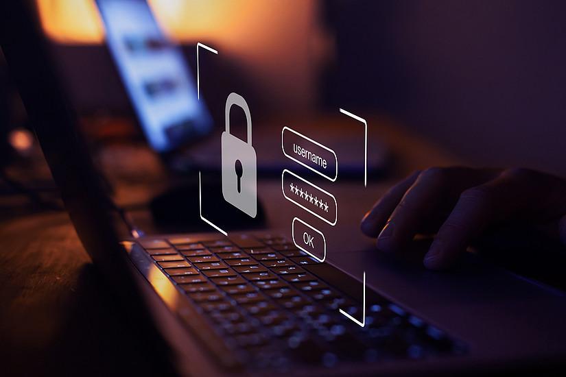 Data, Datalock, Datenschutz