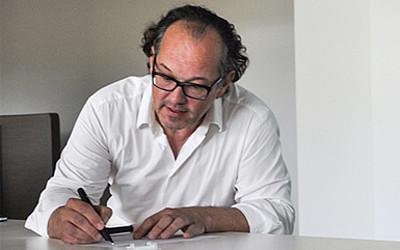 Dr. Michael Schenk, Leiter des steirischen Kinderwunsch Instituts und der Forschungsgesellschaft FRED