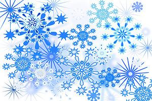 Schneeflocken - Bild: fotolia