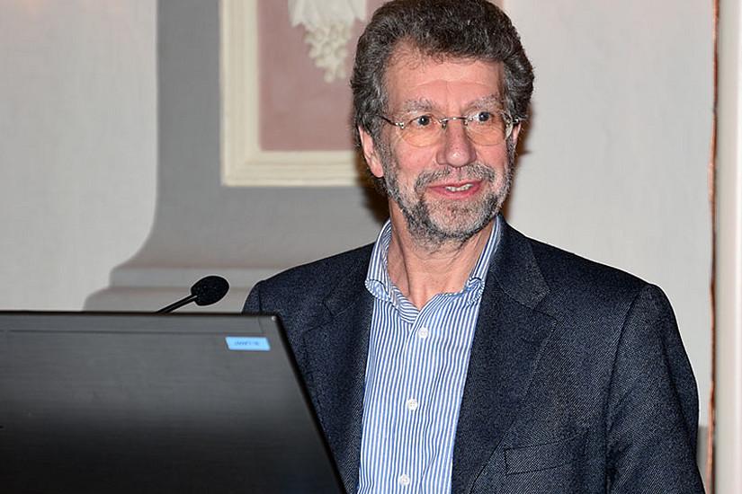 Georg Theunissen ist Experte zum Thema Autismus und Demenz bei Menschen mit intellektueller Beeinträchtigung. Fotos: Uni Graz/Pichler