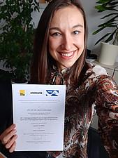 Sophia Mörtenhuber, BSc MSc MSc