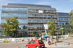 Die neue Top-Adresse für modernste Labors in Graz: Universitätsplatz 1 bzw. Sonnenfelsplatz