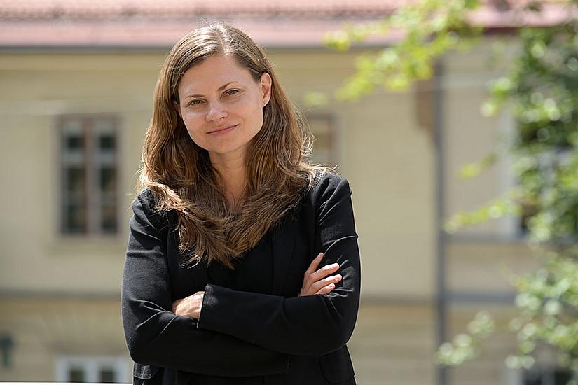 Die Sozialwissenschafterin Ilona M. Otto hat seit Juli 2020 an der Universität Graz die Professur für Gesellschaftliche Folgen des Klimawandels inne. Foto: Uni Graz/Tzivanopoulos
