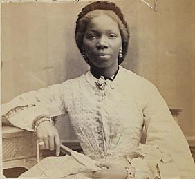 Sara Forbes Bonetta, 1862