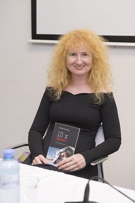 Lesung mörderisches Duett 01.06.2017 Stadtbibliothek Graz-Nord