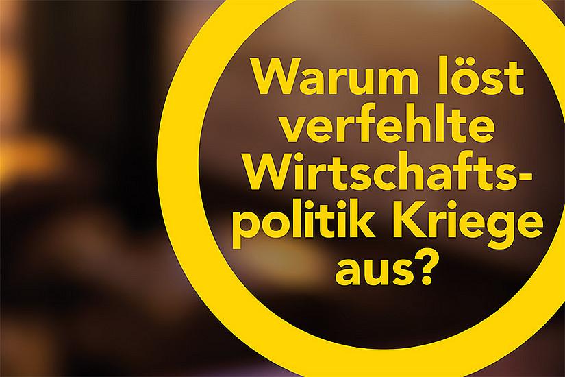 Brisante Frage: Markus Steppan diskutiert mit Maximilian Burger-Scheidlin.