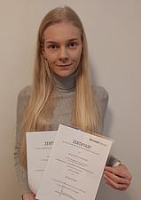 Nathalie Marion Frieß, BSc MSc