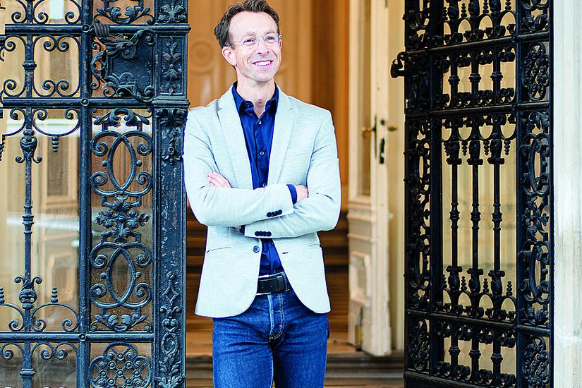 Geschäftsführer von UNI for LIFE Stephan Witzel