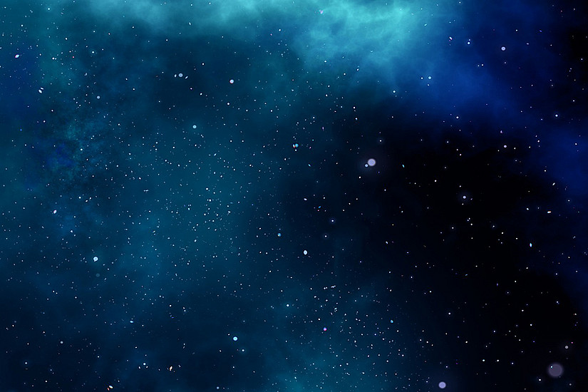Das Universum: unendliche Weiten, endlose Rätsel Foto: Gerd Altmann - Pixabay