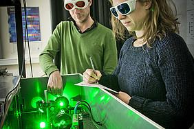 Grünes Licht für ein gemeinsames Haus der Physik am Standort Graz. Foto: NAWI Graz/Lunghammer