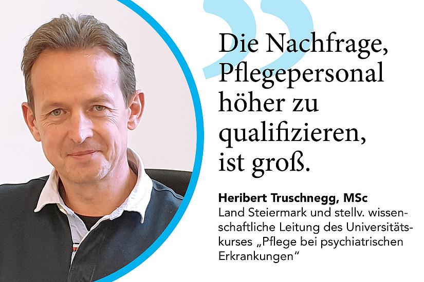 Statement Truschnegg, Land Steiermark, UNI for LIFE