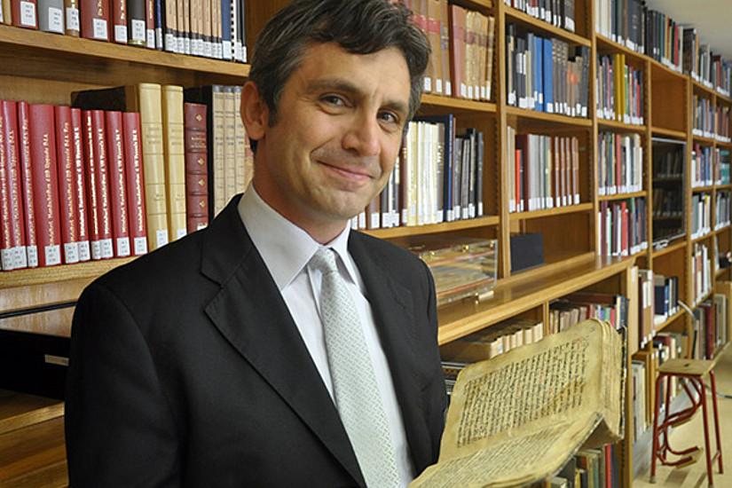Ephrem Ishac ist gebürtiger Syrer und forscht nun an der Uni Graz.