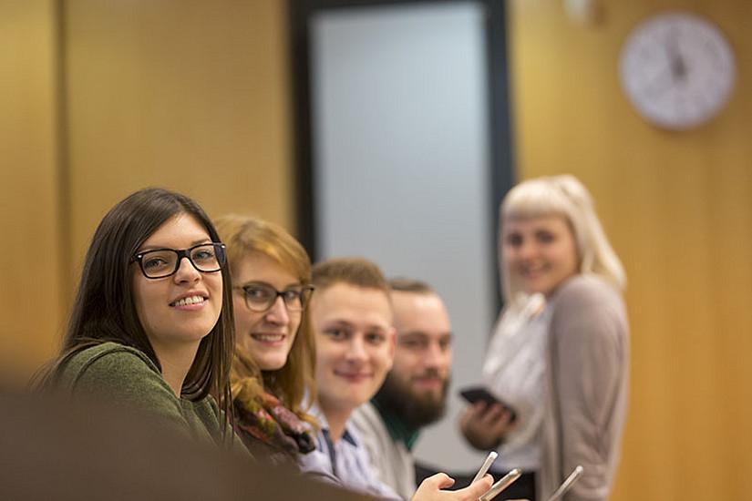 Das Zentrum für Soziale Kompetenz bietet Studierenden mehr als 50 Lehrveranstaltungen an. Foto: Uni Graz/Lunghammer