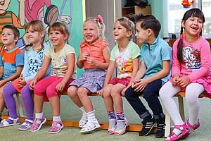 Professionelle Betreuung und der Kontakt mit Gleichaltrigen sind auch für Kleinkinder extrem wichtig. Sehr viele leiden unter Lockdowns, wie eine Studie der Uni Graz zeigt. Foto: Pixabay