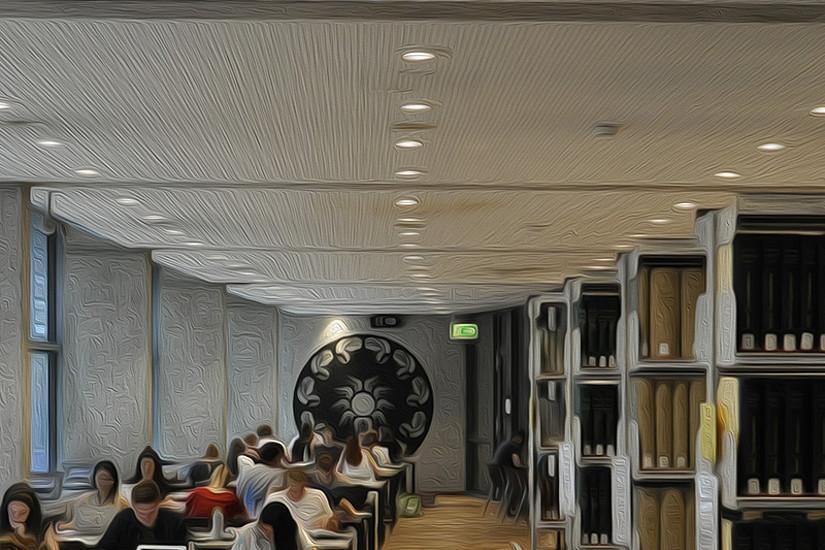 Künstliche Intelligenz hat längst auch in Bibliotheken Einzug gehalten. Was das für Angehörige wissenschaftlicher und öffentlicher Bibliotheken bedeutet, wird am Österreichischer Bibliothekartag thematisiert. Foto: Uni Graz.